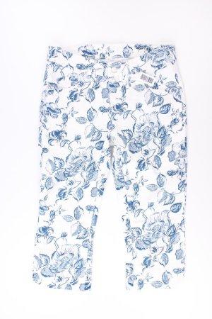 Mac Jeans a 3/4 bianco sporco Cotone