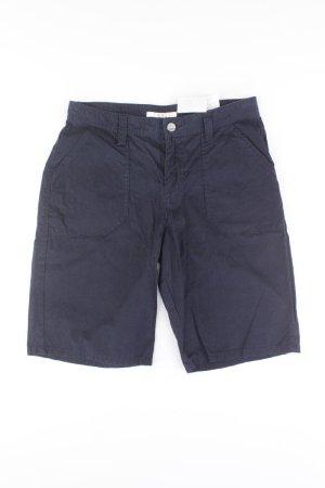 MAC Shorts Größe 38/L11 blau aus Baumwolle