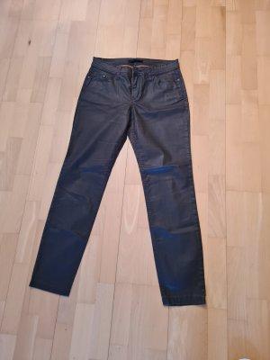 MAC - Skinny Hose in Coated Optik