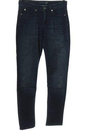 Mac Skinny Jeans blue casual look