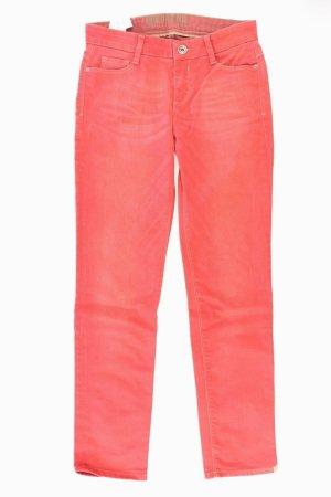 MAC Skinny Jeans Größe 36/L32 rot aus Baumwolle