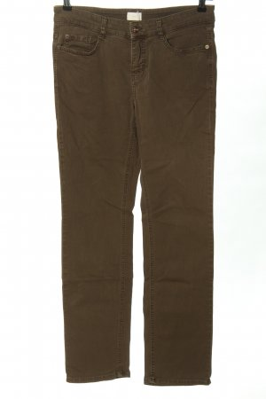 Mac Slim Jeans khaki casual look