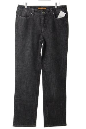 "Mac Slim Jeans ""Daniela"" grau"