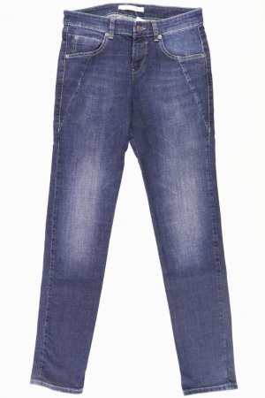 Mac Jeans skinny bleu-bleu fluo-bleu foncé-bleu azur coton