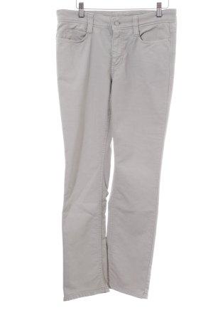 Mac Slim Jeans hellgrau Casual-Look