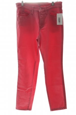 Mac Slim Jeans rosa Casual-Look
