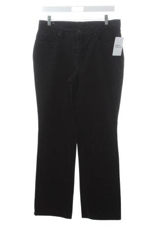 """Mac Slim Jeans """"Stefanie Star"""" schwarz"""