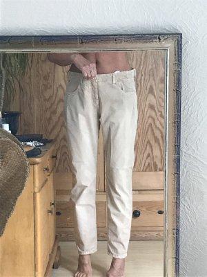 MAC Jeans Pantalón de pinza alto multicolor