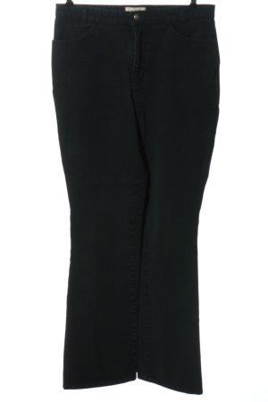 Mac Spodnie materiałowe czarny W stylu casual