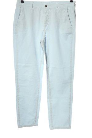 Mac Stoffhose blau Casual-Look