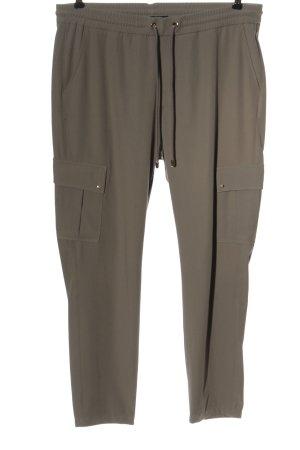Mac Spodnie materiałowe brązowy W stylu casual