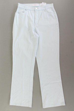 Mac Jersey Pants turquoise cotton