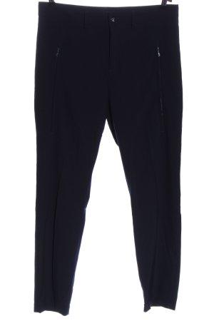Mac Jersey Pants dark blue casual look