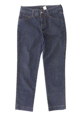Mac Jeansy z prostymi nogawkami Bawełna