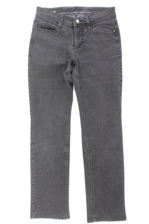 MAC Straight Jeans Größe 36 grau