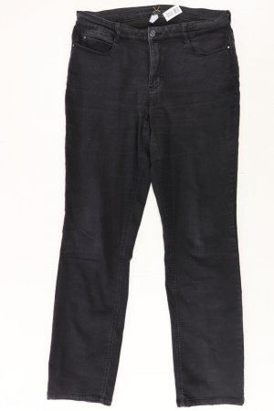 Mac Straight Leg Jeans black cotton