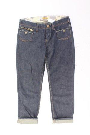 MAC Straight Jeans Größe W28 blau aus Baumwolle