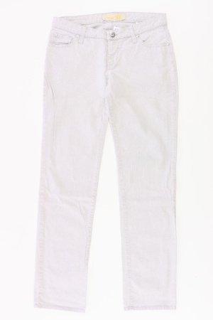MAC Straight Jeans Größe W29/L30 grau aus Baumwolle
