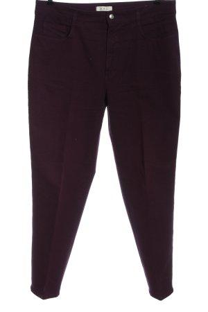 Mac Jeans a gamba dritta lilla stile casual