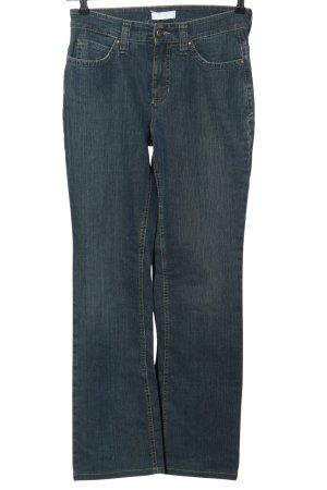 """Mac Straight Leg Jeans """"W-pprwww"""" blue"""