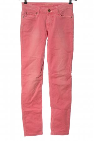 Mac Straight-Leg Jeans pink Casual-Look