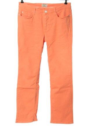 Mac Straight-Leg Jeans hellorange Casual-Look