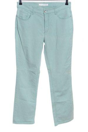 Mac Straight Leg Jeans türkis Casual Look