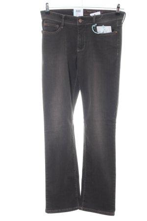 Mac Straight-Leg Jeans schwarz Casual-Look