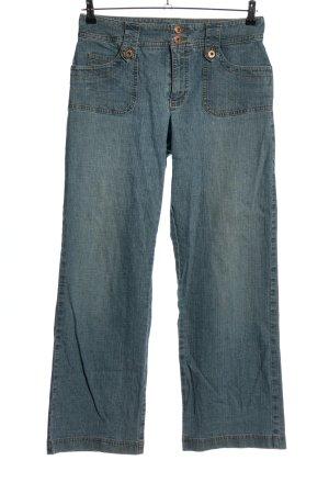 Mac Straight-Leg Jeans blau Casual-Look