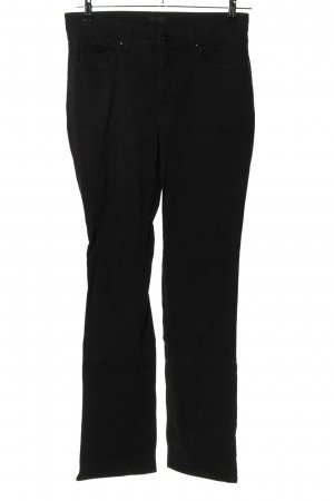 Mac Straight-Leg Jeans schwarz Casual-Look