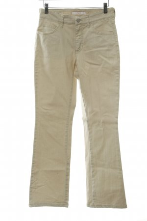 Mac Straight-Leg Jeans creme Casual-Look