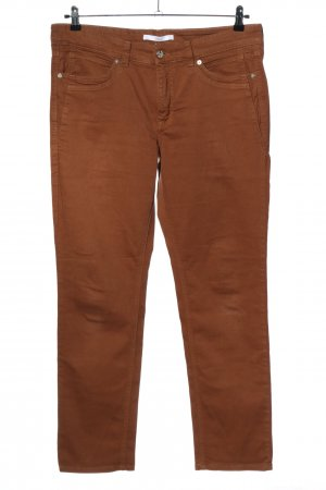 Mac Straight-Leg Jeans braun Casual-Look