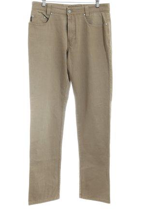 Mac Jeansy z prostymi nogawkami zielono-szary-oliwkowy W stylu casual