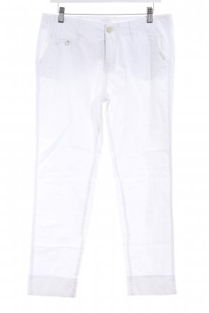 Mac Straight-Leg Jeans wollweiß Casual-Look