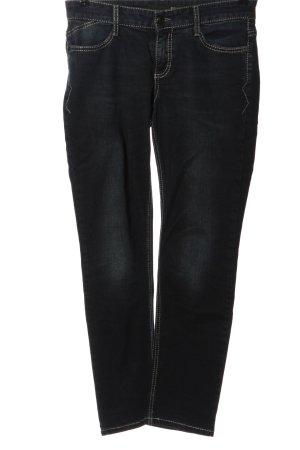 Mac Stretch Jeans blau Casual-Look