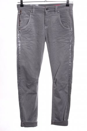 Mac Stretch Jeans hellgrau Casual-Look