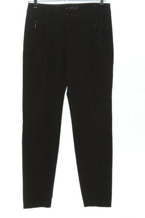 Mac Stretch Trousers black casual look