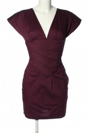 Machima Blusenkleid rot Elegant