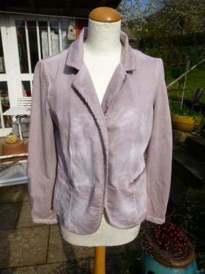 D made in Italy Blazer sweat rose chair