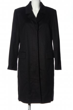 Made in Italy Manteau d'hiver noir