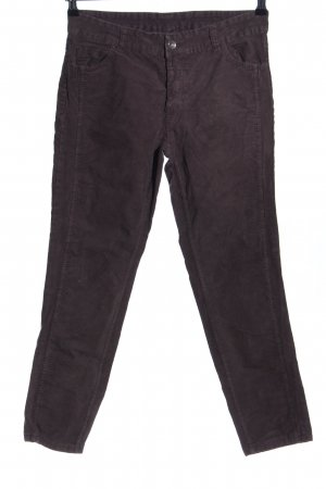 Made in Italy Cordhose braun Business-Look