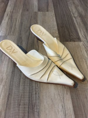 Slingback Pumps cream