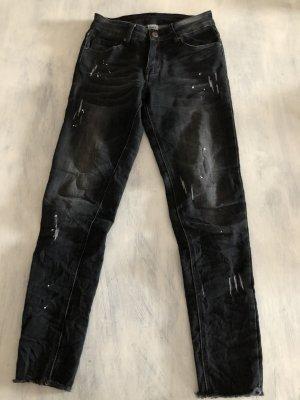 Made in Italy Jeans svasati multicolore