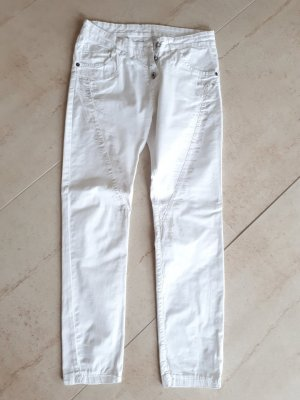 Made in Italy Jeans weiss