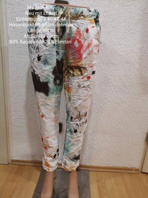 Made in Italy Jogpants Farbverlauf Größe 42 44 46 Einheitsgröße