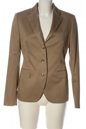 Made in Italy Kurz-Blazer bronzefarben Casual-Look