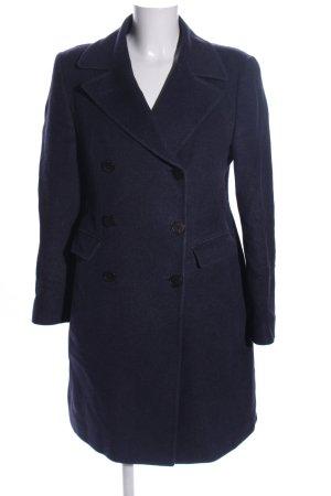 Tagliatore Krótki płaszcz niebieski W stylu biznesowym