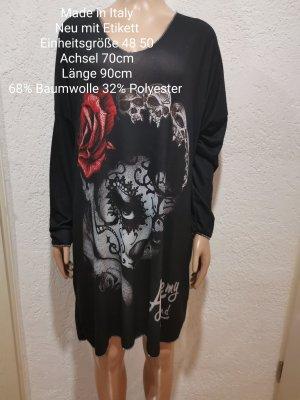 Made in Italy La Catrina Kleid Größe 48 50  Einheitsgröße