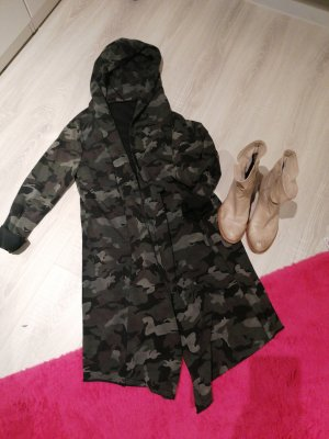 made in Italy Longmantel Jacke