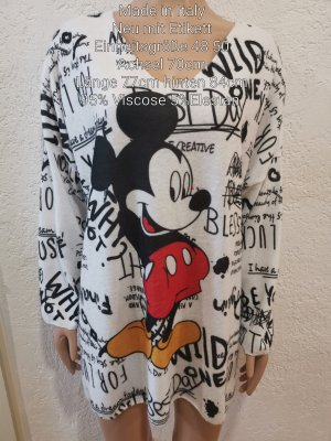 Made in Italy Mickey Mouse Pullover größe 48/50
